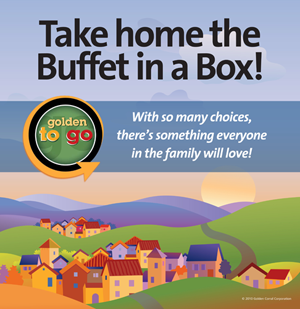 the golden corral buffet in branson is capable of handling large groups and special group rates are available we also have private dining rooms for
